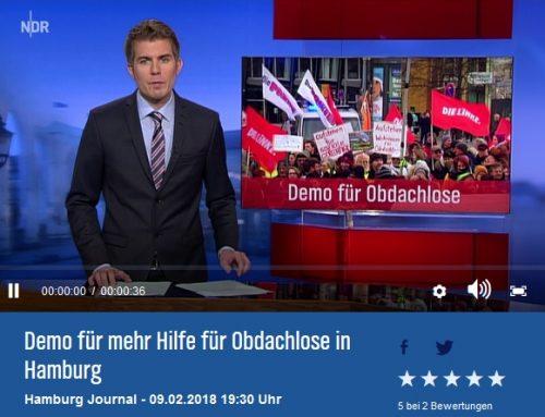 Bericht über den Wintermove beim NDR